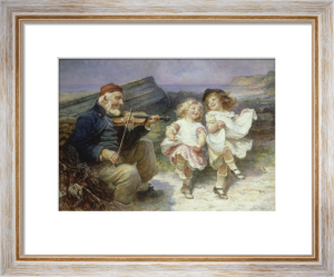 A Dance for the Fiddler by Frederick Morgan