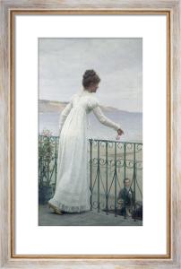 A Favour by Edmund Blair Leighton