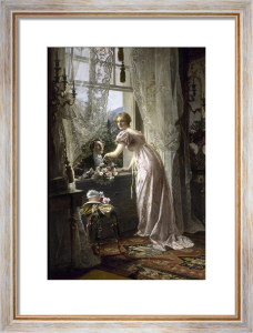 The Romantic Proposal by Johann Hamza
