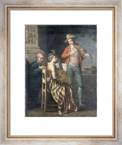 A Neapolitan Musical Party by David Allan