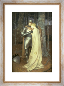 Aucassin and Nicolette by Marianne Stokes