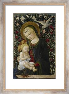 The Madonna and Child by Pseudo Pier Francesco Fiorentino