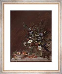 Field Flowers, 1855 by John Beigel