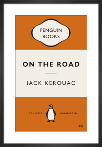 On the Road by Penguin Books