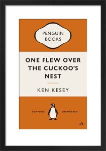 One Flew Over the Cuckoo's Nest by Penguin Books
