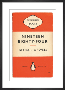 Nineteen Eighty-Four by Penguin Books