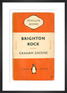 Brighton Rock by Penguin Books