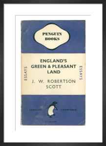 England's Green & Pleasant Land by Penguin Books