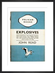 Explosives by Penguin Books