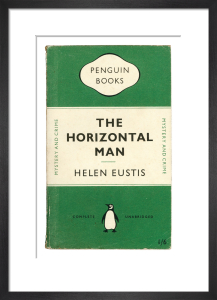The Horizontal Man by Penguin Books
