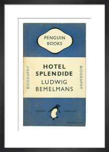 Hotel Splendide by Penguin Books