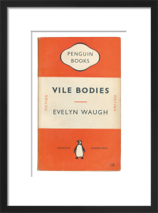 Vile Bodies by Penguin Books