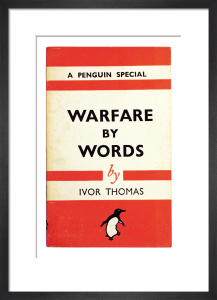 Warfare by Words by Penguin Books