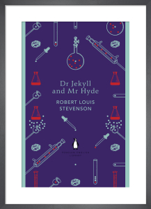 Dr Jekyll and Mr Hyde by Coralie Bickford-Smith