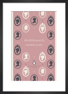 Middlemarch by Coralie Bickford-Smith