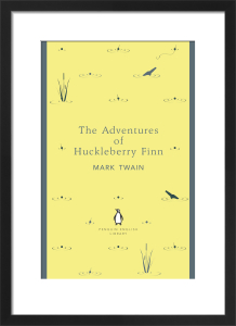 The Adventures of Huckleberry Finn by Coralie Bickford-Smith