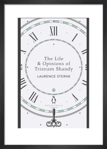 The Life & Opinions of Tristram Shandy by Coralie Bickford-Smith