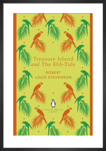 Treasure Island and the Ebb-Tide by Coralie Bickford-Smith