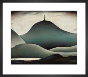 A Landmark, 1936 by L S Lowry