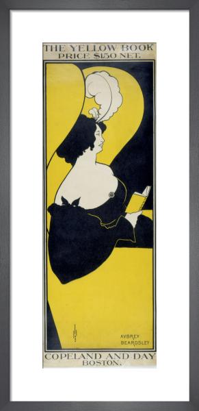 The Yellow Book, c.1893 by Aubrey Beardsley