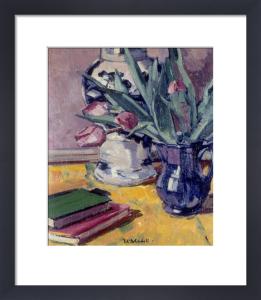 Tulips by F.C.B. Cadell