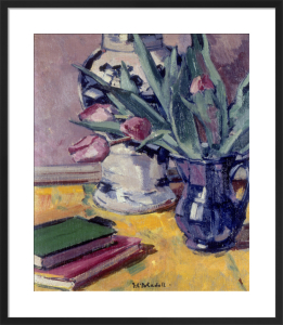 Tulips by F.C.B. Cadell