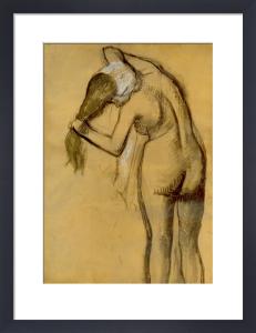 Femme a sa Toilette, c.1895-1903 by Edgar Degas