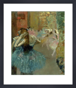 Scene de Ballet, c.1893 by Edgar Degas