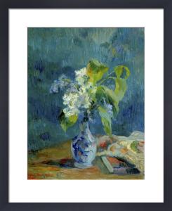 Vase de Fleurs by Paul Gauguin