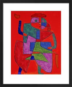 Arrival of the Bridegroom, 1933 by Paul Klee