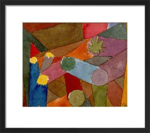 Komposition, 1914 by Paul Klee