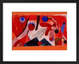Poisonous Berries, 1920 by Paul Klee