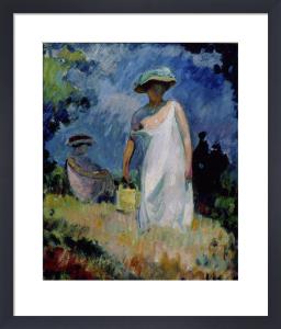 Mere et Enfant, c.1910-18 by Henri Lebasque