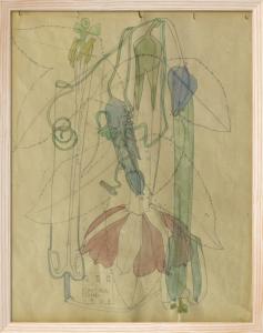 Cintra, 1908 by Charles Rennie Mackintosh