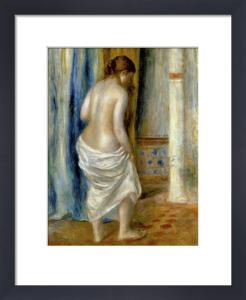 La Sortie du Bain, 1889 by Pierre Auguste Renoir