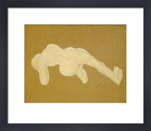 Nu-Decoupage by Auguste Rodin