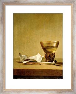 A Toebackje Still Life, 1641 by Karel Slabbaert