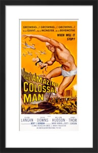 The Amazing Colossal Man by Cinema Greats