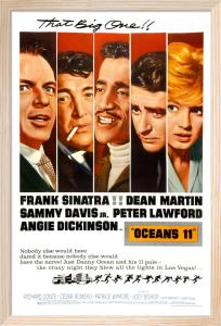 Oceans Eleven by Cinema Greats