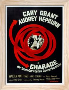 Charade by Cinema Greats