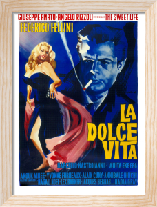 La Dolce Vita by Cinema Greats