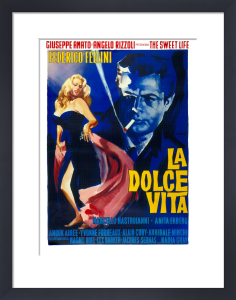 La Dolce Vita by Cinema Greats