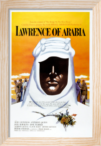 Lawrence of Arabia by Cinema Greats