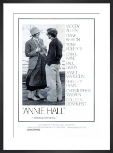 Annie Hall by Cinema Greats