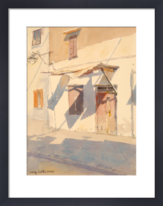 Cretan Shadows by Lucy Willis