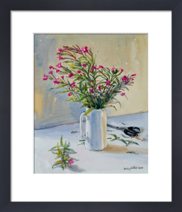 Rosebay Willowherb by Lucy Willis