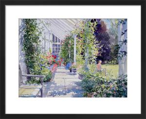 Summer Veranda by Lucy Willis