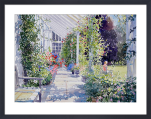 Summer Veranda by Lucy Willis