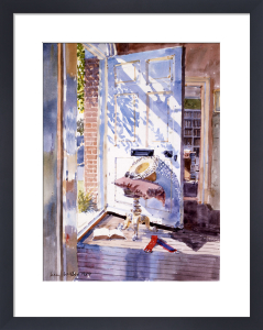 The Front Door by Lucy Willis