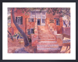 The House at Potisma by Lucy Willis